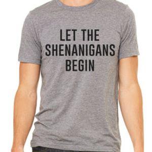 Friday Shenanigans
