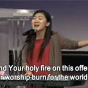 2012/01/08 HolyWave Praise Worship