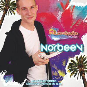 NorbeeV Live @Lambada Coctail Bar - 2017.06.23