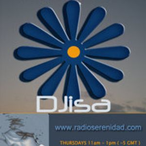 DJIsa En Azul - Miami lounge, chillout, trip-hop, downtempo @radioserenidad.com LIVE Thursday noon.