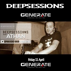 Deepsessions - Apr 2014 @ Generate