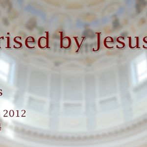 Surprised by Jesus