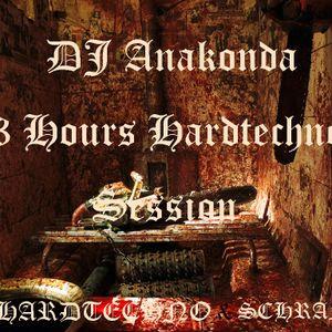 DJ Anakonda - 3 Hours Hardtechno Session