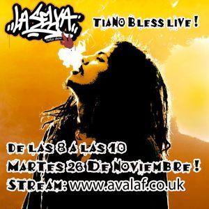 .La.Selva>radioshow ! 26/11/2013. DJ's _ Kaygee.TIANO-BLESS.Bear.808