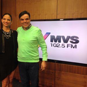 NATALIA JIMENEZ en entrevista. 16 Abril 15