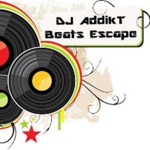 DJ AddikT - Beats Escape #12 [Promotional Mix]