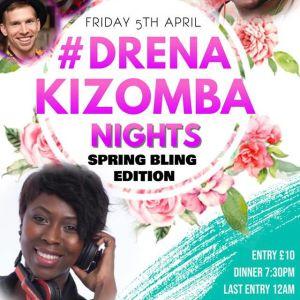 DSantos Dance UK - Drena Spring Bling