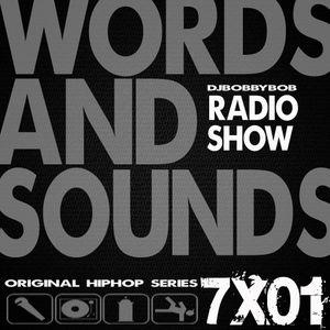 WORDS&SOUNDS RADIO SHOW 7X01