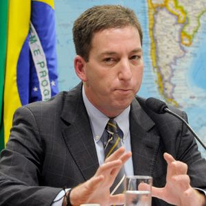 Jornalista Glenn Greenwald no Esfera Pública - 12/07/16