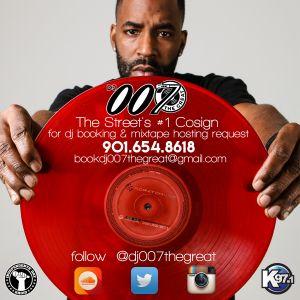 DJ007theGreat Street Mix 1 Aug/Sep