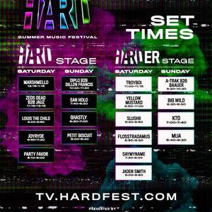 Marshmello - live at Hard Summer Music Festival 2018 (USA