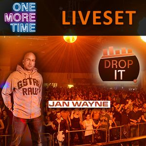 Jan Wayne Live at One More Time (DropIT.FM)