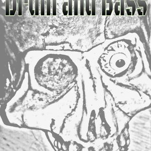 Drum and Bass SKULL