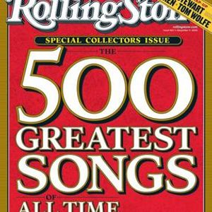Thursday Rolling Stone magazine Top 500 Songs of all Time