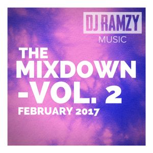 DJ Ramzy - The Mixdown Vol. 2 (Feb 2017)