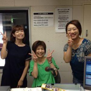 つながれボリューション!26.7.12川崎祥子さん