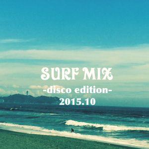 DJ Morita  surf mix -disco edition-  15.10