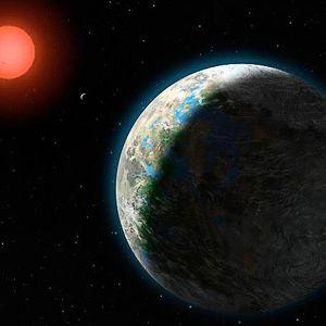 JCK! - Signal from Gliese 581