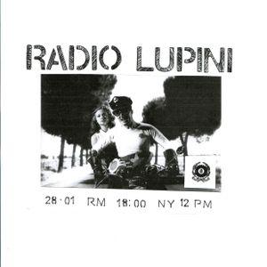 RADIO LUPINI / ep. 1 with Nick Sethi