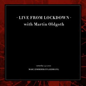 Live from Lockdown - with Martin Oldgoth