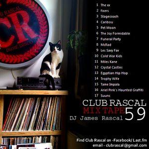 Club Rascal Mix Tape 59