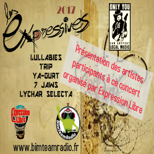 BTR - Emission avant expressives 2017