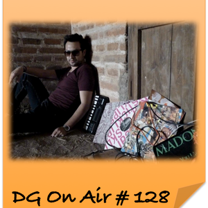 Different Grooves On Air #128 - Alberto Santizzo