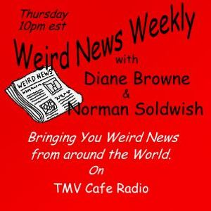 Weird News Weekly November 8 2012