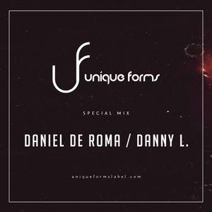 Daniel De Roma Guest Mix @ Unique Forms