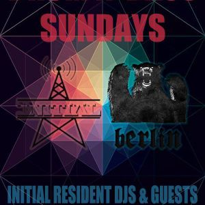 2016.0410 - 1Y Initial DnB Sunday Sessions @ Berlin Cafe
