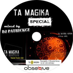Ta-magika SPECIAL (mixed by DJ PatrickCZ)