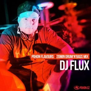 DJ FLUX - POHON FLAVOURS DNB GUESTMIX 2017