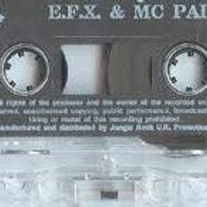 dj efx + mc pain set from  roast[the next chapter]1995