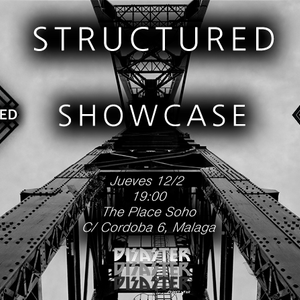 TRNSGRSS - Structured Podcast 02 @ The Place 12/2/2015