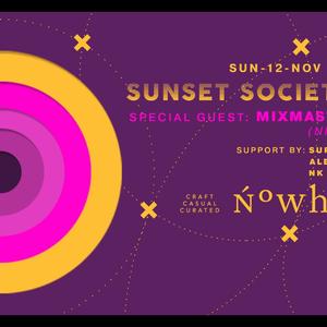 Mixmaster Morris @  Bangkok Nowhere 3