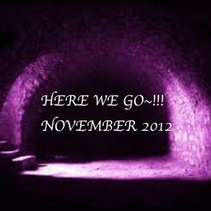 Angela Van Carlos - Here We Go~!!! (November 2012)