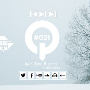 """♫TRANCE MIX """"QuickTime"""" #021 Mixed by Q(Atmosphere) / R135TRACKS"""