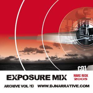 Archive Vol #10 - Exposure Mix - 2005