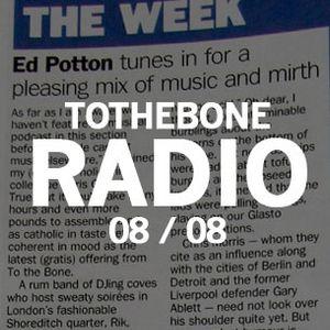 TTB Radio August 2008