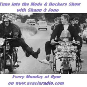 Mods & Rockers Show Acacia Radio Monday 27/04/15