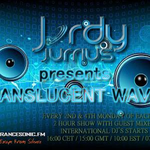 Jordy Jurrius - Translucent Waves Episode 066 (June 25 2012)