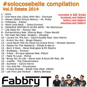 #solocosebelle compilation vol. 5 Mixed by Fabbry T