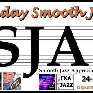 SJAS - Sunday Smooth Jazz 24-11-2019