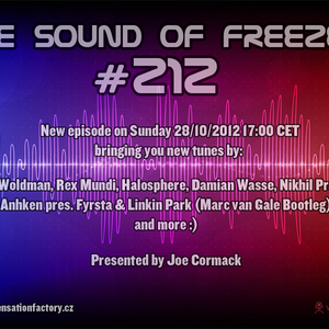 Joe Cormack presents The Sound of Freezer #212