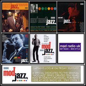 "The ""Mod Jazz Series"" Radio Special"