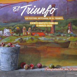 Entrevista Marco Antonio Ojeda - XIII Festival Artesanal de El Triunfo