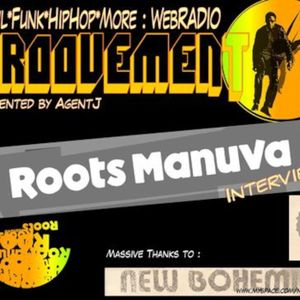 Groovement: Roots Manuva Interview