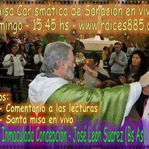 MISA RCC INMACULADA 20140112