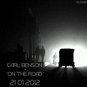 Carl Benson - On the Road (21.01.2012)