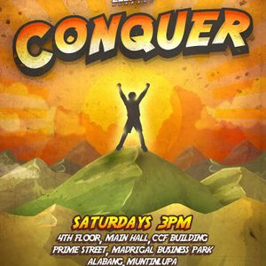 CONQUER Week 1 - Dan Carandang